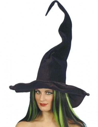 Cappello da strega maxi per donna - Halloween