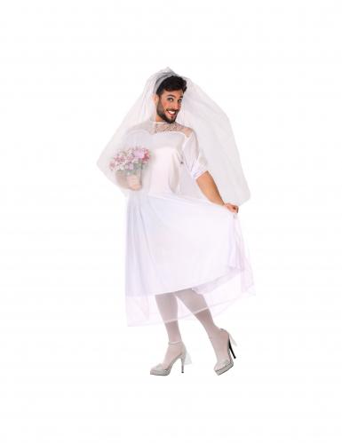 Costume sposa uomo