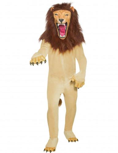 Costume leone adulto