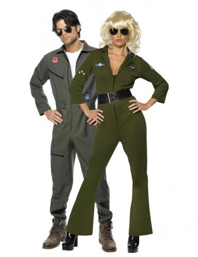 Costumi coppia di aviatori Top Gun™