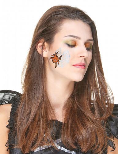 Trucco glitterato e tatuaggi Halloween-1