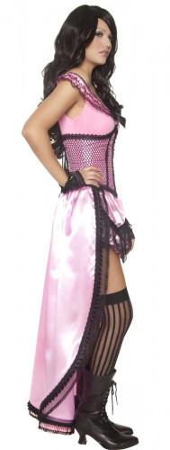 Costume ballerina di saloon sexy donna-1