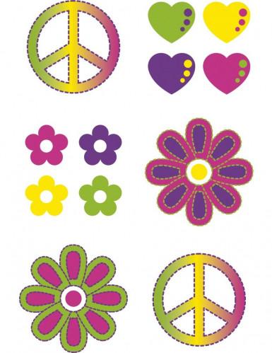 Tatuaggi hippie temporanei-1