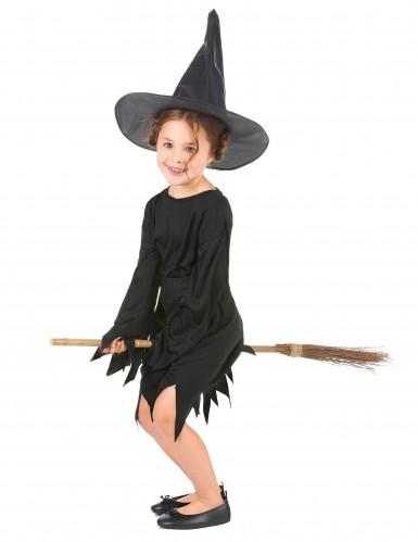 Costume strega bambina Halloween-1