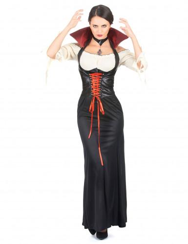 Costume contessa vampiro donna Halloween