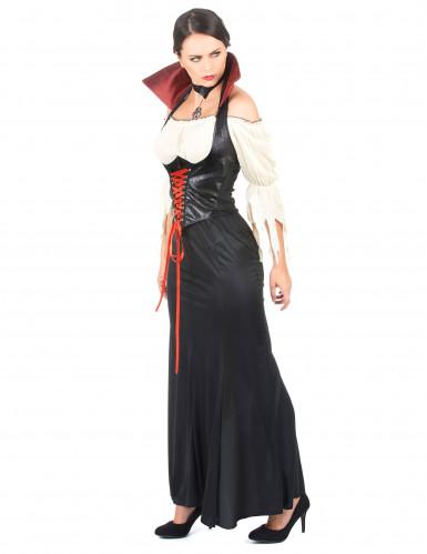 Costume contessa vampiro donna Halloween-1