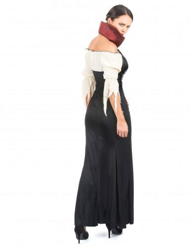 Costume contessa vampiro donna Halloween-2