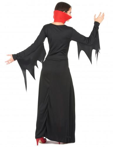 Costume da vampiro donna Halloween-2