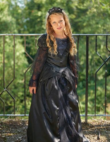 Costume da contessa di Halloween per bambina-1