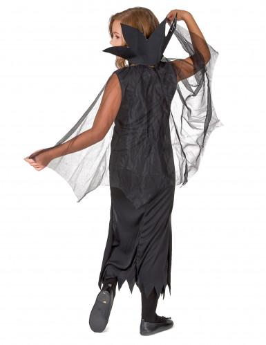 Costume strega ragno bambina Halloween-2