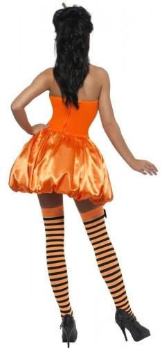 Costume zucca sexy donna-1