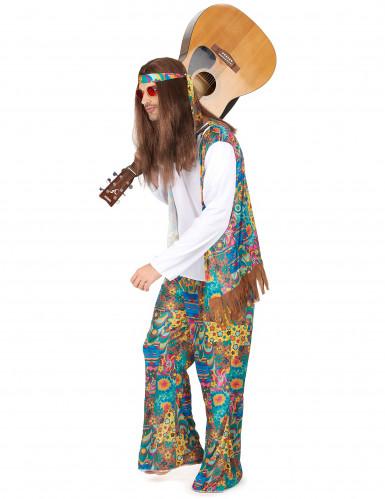 Costume hippy chitarrista per uomo-1