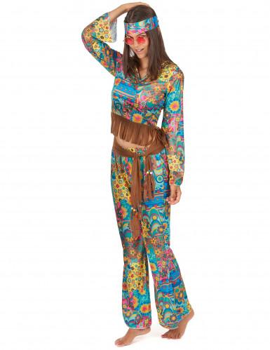 Costumi da hippy figli dei fiori-2