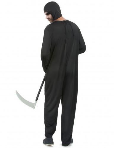 Costume tuta da scheletro uomo Halloween-2