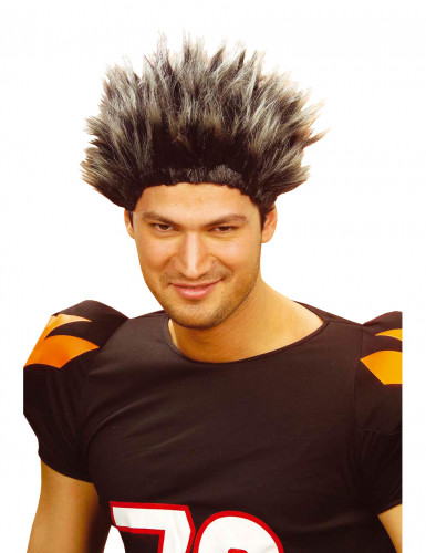 Parrucca capelli a spazzola uomo
