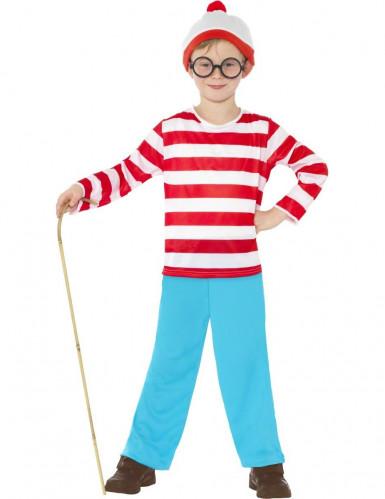 Costume Dov'è Wally?™ bambino