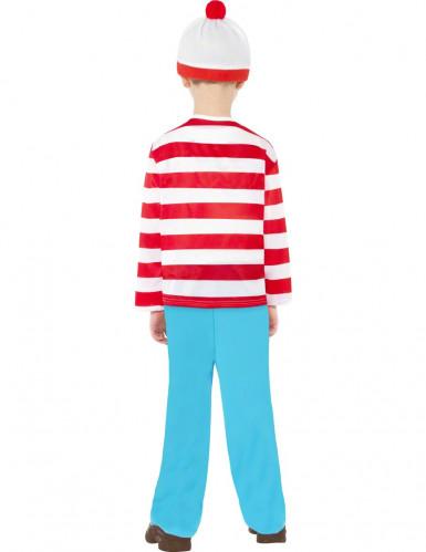 Costume Dov'è Wally?™ bambino-1