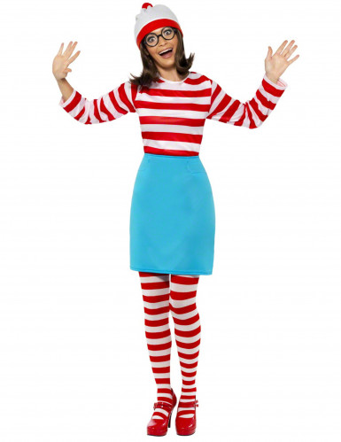 Costume Dov'è Wally?™ donna