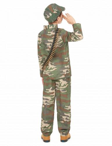 Costume soldato per bambino-2