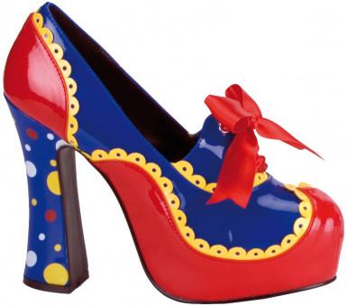 Scarpe clown donna