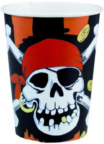 Bicchieri pirata