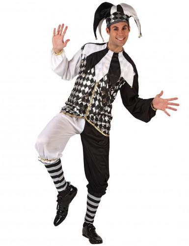 Costume Giullare uomo
