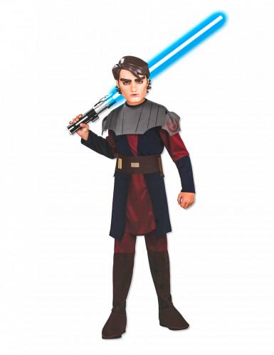 Costume Anakin Skywalker star wars ragazzo
