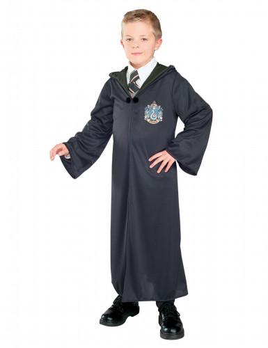 Costume tunica Serpeverde Harry Potter™ deluxe bambino