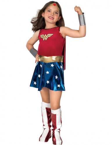 Travestimeto da Wonder Woman™ per bambina