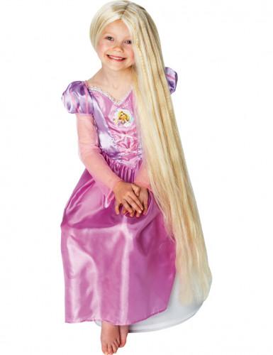 Parrucca fluorescente principessa Raperonzolo™ bambina