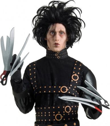 Guanti Edward mani di forbici™ adulto