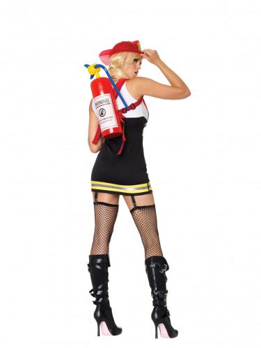 Costume pompiere sexy donna-1