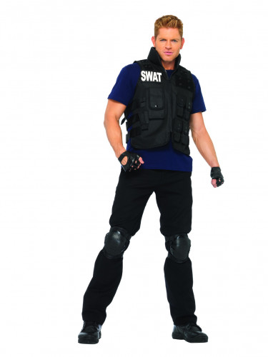 Costume SWAT uomo