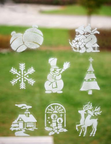 Stencil assortiti Natale-1