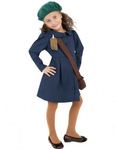 Costume scolara anni '40 bambina