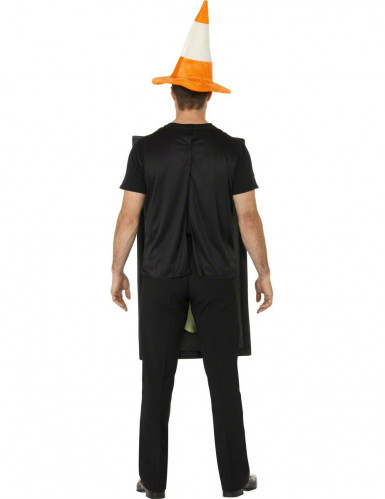 Costume semaforo tricolore adulti-1
