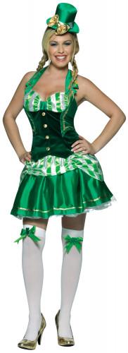 Costume irlandese donna