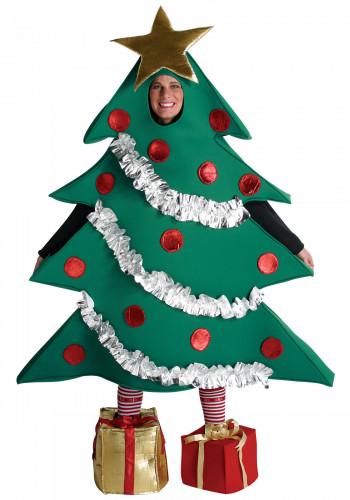Costume albero di Natale adulto