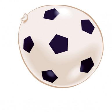 8 palloncini calcio