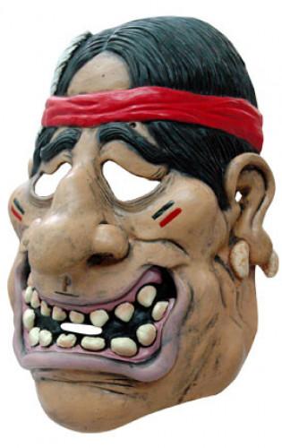Maschera indiano-1