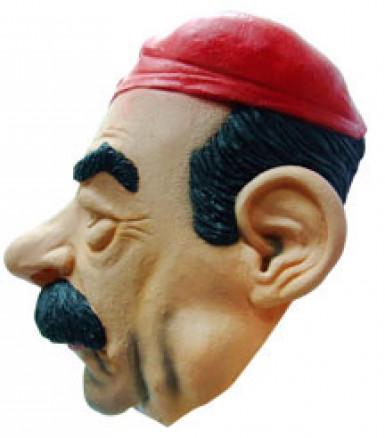 Maschera Saddam Hussein-1