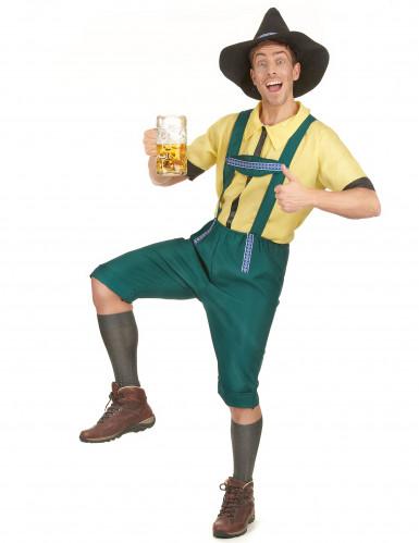 Costume bavarese tradizionale per uomo-1