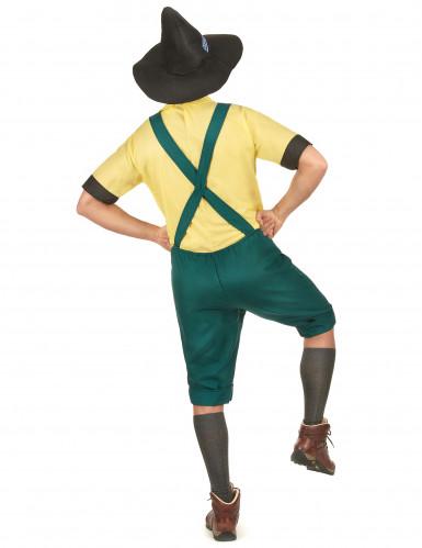 Costume bavarese tradizionale per uomo-2