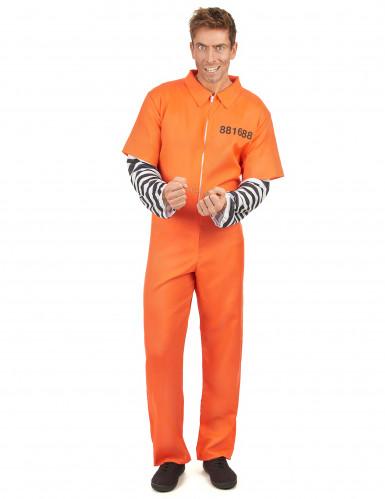 Costume prigioniero uomo
