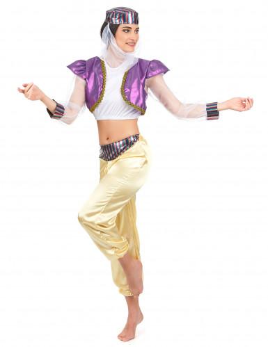 Costume ballerina orientale donna