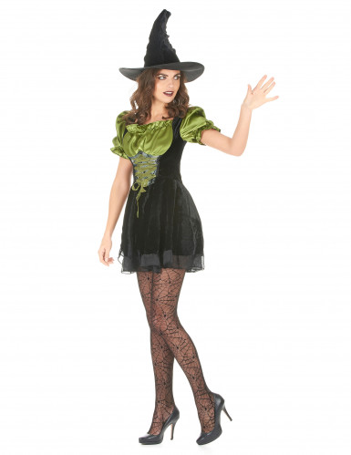 Costume strega adulto Halloween-1