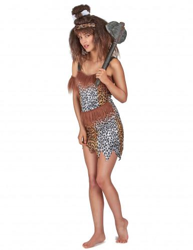 Costume donna sexy delle caverne-1