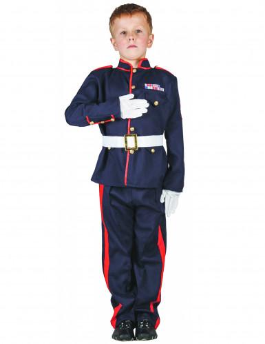 Vestito Carabiniere Bambino.Costume Soldato Carabiniere Bambino Costumi Bambini E Vestiti Di Carnevale Online Vegaoo