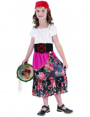 Costume gitana bambina