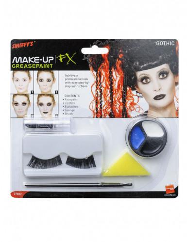 Kit make-up gotico Halloween-1